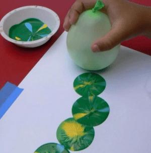 ballon paint